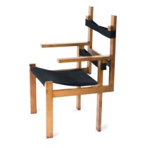 ti 1a wooden-slat chair by Marcel Breuer on artnet