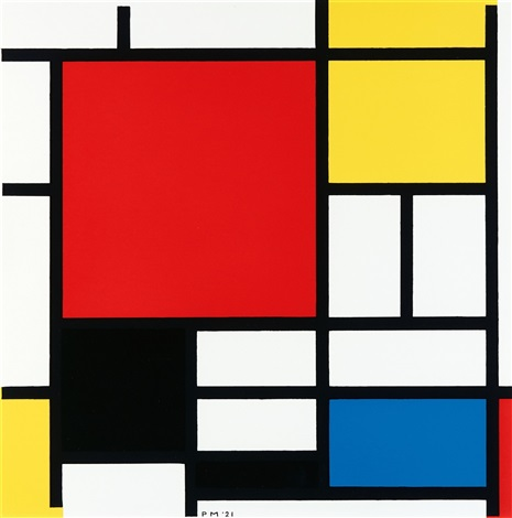 Image result for Piet Mondrian