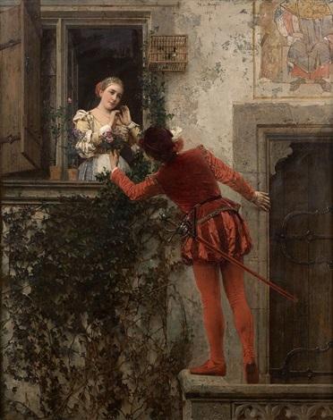 Romeo Et Juliette By Heinrich Von Angeli On Artnet