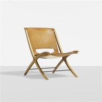 X chair, model 6103 by Orla Mlgaard-Nielsen and Peter ...