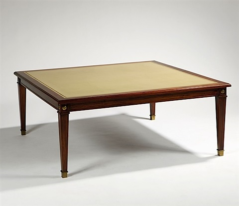 table basse by maison jansen