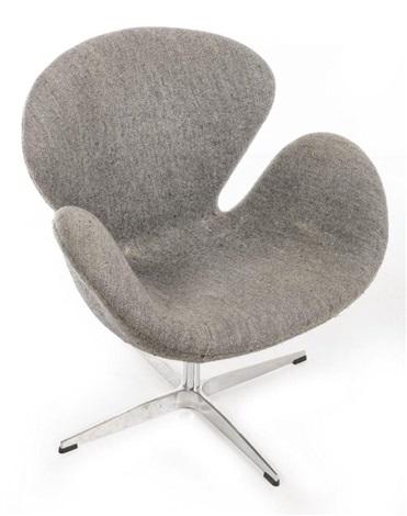 arne jacobsen swan chair rebecca swivel for fritz hansen by on artnet