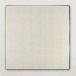 orange grove by agnes martin