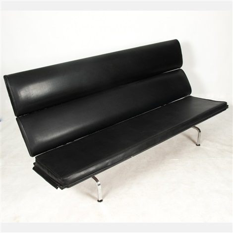 eames sofa compact granite set charles ray by evans products and