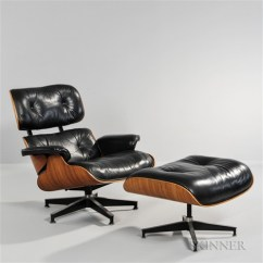 Charles Eames Lounge Chair Modern Bedroom And Ottoman By On Artnet