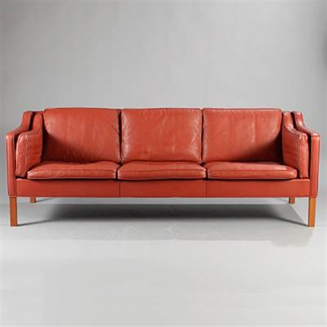 borge mogensen sofa model 2209 small beds for spaces a three seated by on artnet