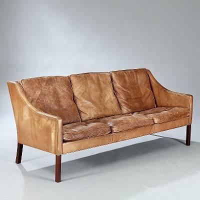 borge mogensen sofa model 2209 antony todd three seater by on artnet