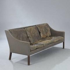 Borge Mogensen Sofa Model 2209 Latest Design Set Freestanding Three Seater By On Artnet