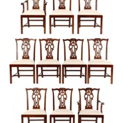 Maitland Smith Dining Chairs White Rocking Chair For Nursery Set Of 10 By On Artnet