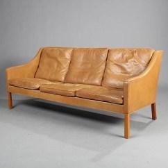 Borge Mogensen Sofa Model 2209 Ikea Solsta Bed Ransta Dark Gray Freestanding Three Seater By On Artnet