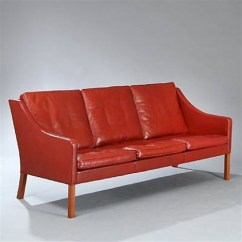 Borge Mogensen Sofa Model 2209 Metal Action Bed With Storage Freestanding Three Seater By On Artnet