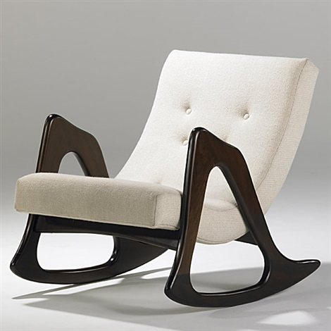 adrian pearsall rocking chair outdoor lounge chairs walmart by on artnet