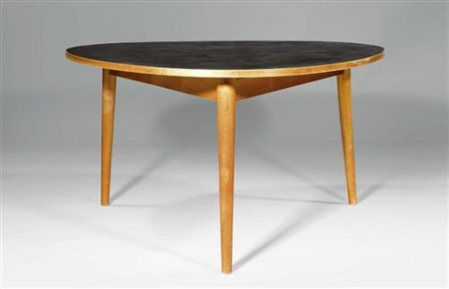 table de salon design by max bill on artnet