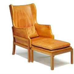 Chair And Matching Stool Doll High Accessories Wingback With Model Mk 50 By Mogens Koch On Artnet