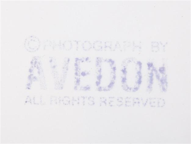 John Lennon and Paul McCartney by Richard Avedon on artnet