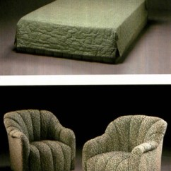 Art Deco Style Club Chairs High End Rocking Bed Two 3 Works By Jay Spectre On Artnet