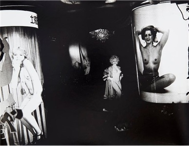 Daido Moriyama's Zoku Nippon Gekijo Shashincho (Japan, a Photo Theater II), 1978 | Photo courtesy of the artist and Yoshi Gallery