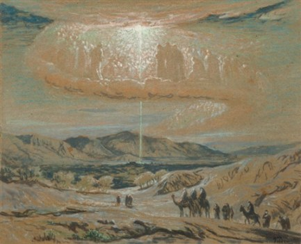 Star of Bethlehem by Elihu Vedder on artnet