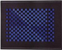 Relief cinétique virtuel bleu, 1968 - 1968