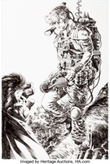 Image result for ghoul wrightson