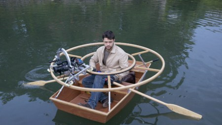 Conrad Shawcross Remembers Gowanus