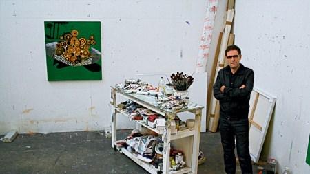 the Studio: Dexter Dalwood
