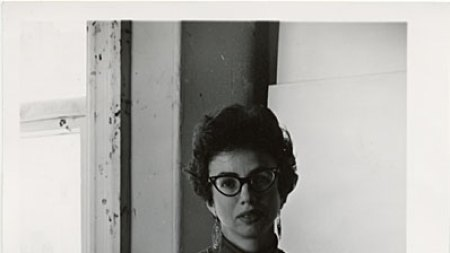The Cool Revival: Sonia Gechtoff San