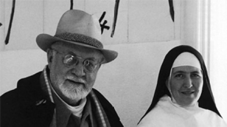 Matisse and the Nun