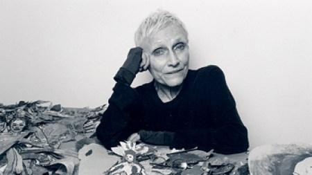 Memoriam: Nancy Spero