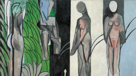 Uncovering Matisse