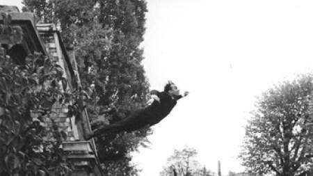 Yves Klein's Leap Year