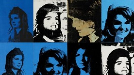 Warhol Pumps Otherwise Slow Sotheby's Sale