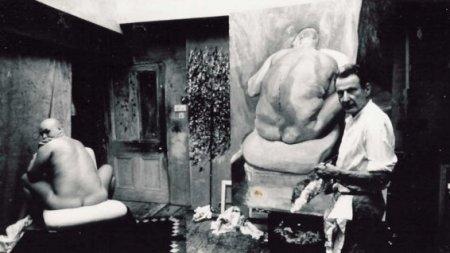 Lucian Freud, 1922-2011