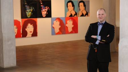 Eric Shiner Named Permanent Warhol Director
