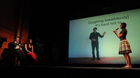 Performa Playbill: James Franco and Laurel