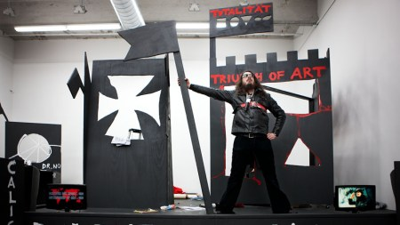 Performa Playbill: Jonathan Meese