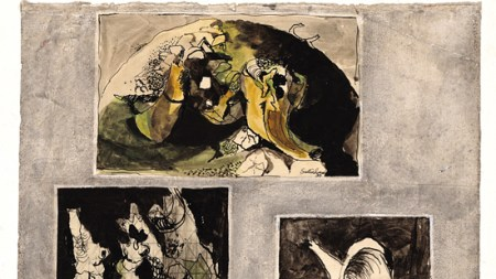 Graham Sutherland's Unfinished World: Q+ with