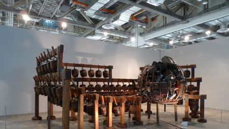 Singapore Art Fair Lacks Major Sales