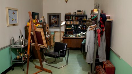 The Curator Vanishes: Period Room Crime