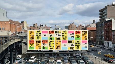 Allen Ruppersberg Shows New York the