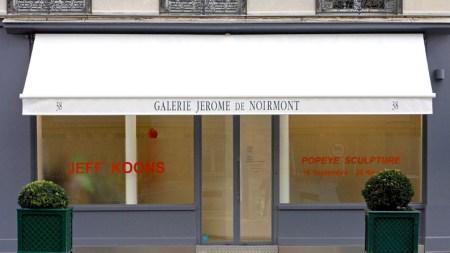 Galerie Jerome de Noirmont Close