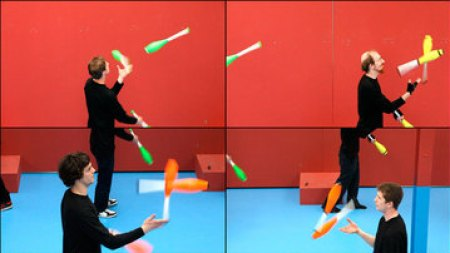 Hockney Will Show His First Video