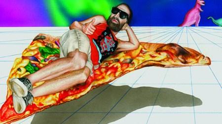 Dough! Pizza Art Marlborough