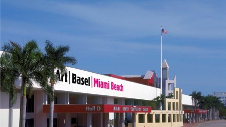 Art Basel Miami Beach Announces Exhibitor