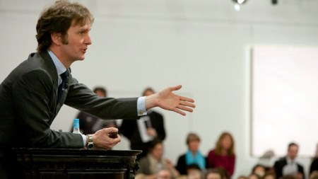 Auctioneer Tobias Meyer Resigns from Sotheby's