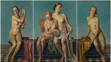 Hitler's Nude Nymphs Go on View