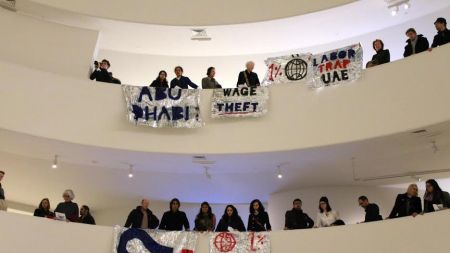 Protesting the Guggenheim Abu Dhabi: Interview