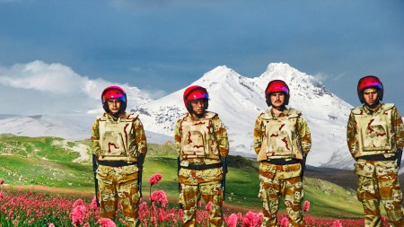 Fotofest Biennial Highlights Middle Eastern Artists