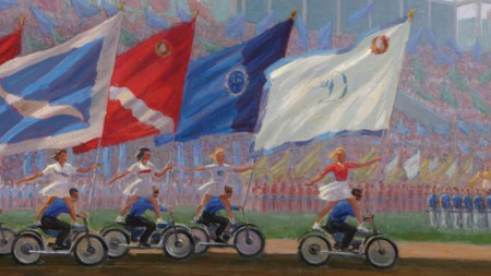Socialist Realism's Russian Renaissance