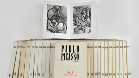 The $20,000 Picasso Catalogue the Art